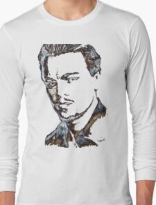 Leonardo Dicaprio Long Sleeve T-Shirt