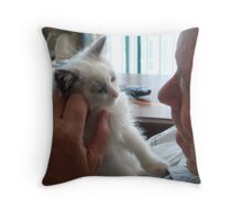 OK, You Can be my new Papa! Throw Pillow