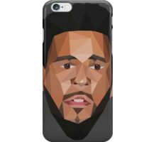 J. Cole Lowpoly iPhone Case/Skin