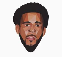 J. Cole Lowpoly by DrDank