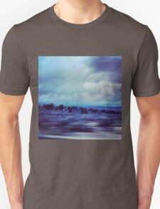 New Mexico Highway at Dusk Unisex T-Shirt