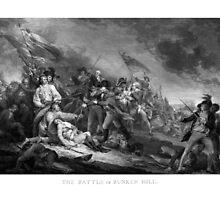Battle of Bunker Hill by warishellstore