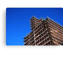 New building Canvas Print