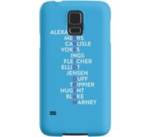 Burnley FC - Dare to Dream Samsung Galaxy Case/Skin