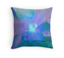 That Light at the End Throw Pillow