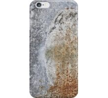 rust metal sheet  iPhone Case/Skin