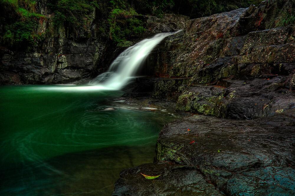 Cedar Creek Falls, Brisbane by David James