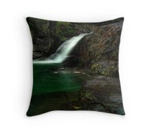 Cedar Creek Falls, Brisbane Throw Pillow