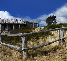 High Country Huts - Craig's Hut by Sam Boden