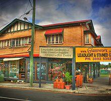 Ye Olde Leadlight Shop by Keith G. Hawley