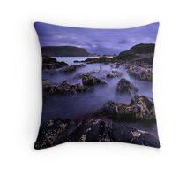 The Stanley Nut from Kings Rocks Throw Pillow