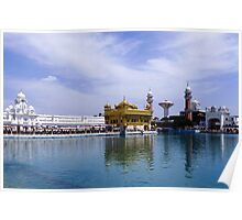 ~~~*** Golden Temple****~~~~ Poster