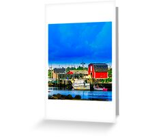 West Dover Greeting Card
