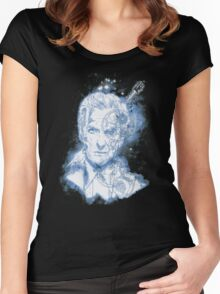 searching for gallifrey desperatly Women's Fitted Scoop T-Shirt