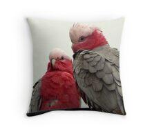 Partners Throw Pillow