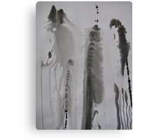 fossil ghosts Canvas Print