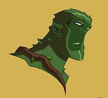 Moss Man by santalux