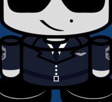 Aim High Air Force Hero'bot 2.1 Sticker