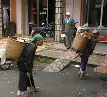 Women Porters Vietnam by raymoore6160