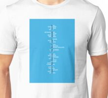 Manchester City FC - Blue Moon Unisex T-Shirt