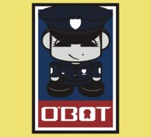 Police Hero'bot 2.1 Kids Clothes