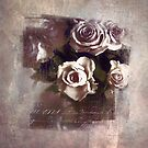 Expressive Roses by AnnieSnel