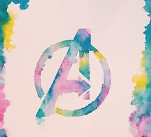 Avengers by PeonyPaints