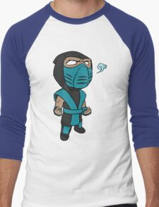 Sub-Zero Men's Baseball ¾ T-Shirt
