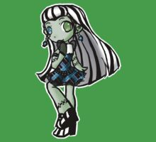 Monster High: Chibi Frankie One Piece - Short Sleeve