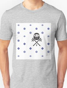 Wish and Work Pattern Unisex T-Shirt
