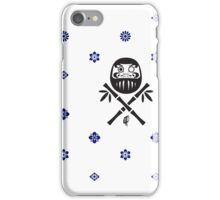 Wish and Work Pattern iPhone Case/Skin