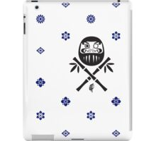 Wish and Work Pattern iPad Case/Skin