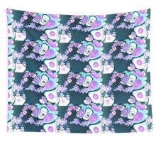 Water Lilis 2.0 Wall Tapestry