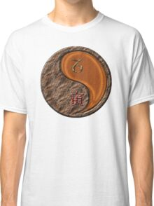 Capricorn & Tiger Yang Wood Classic T-Shirt