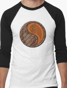 Capricorn & Tiger Yang Wood Men's Baseball ¾ T-Shirt
