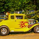 1931 Ford Model A Coupe by kenmo