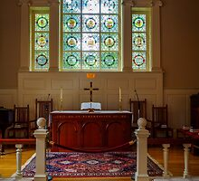 Irving Chapel by mlphoto