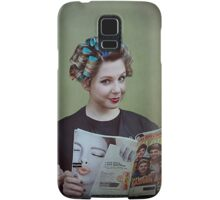 It's My Mother's Beauty Parlor Samsung Galaxy Case/Skin