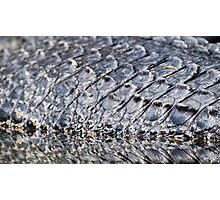 Crocs Texture Photographic Print
