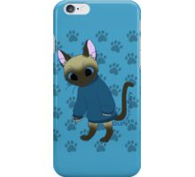 Sweatercats A4 iPhone Case/Skin