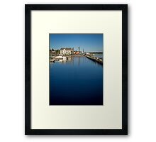 The Hector Framed Print