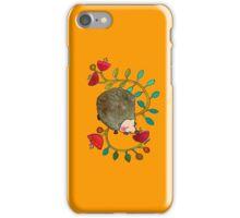 Arthur the hegdehog iPhone Case/Skin