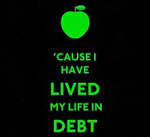 Forget - My Life In Debt by Lee-Daniell Harris