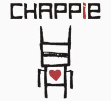 Love Chappie One Piece - Short Sleeve