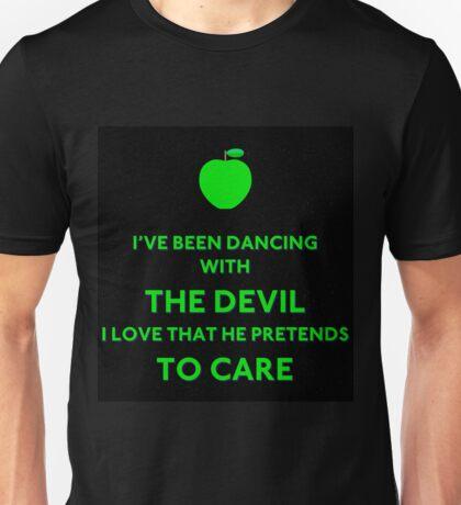 Forget - The Devil Unisex T-Shirt