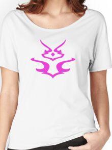 Juri Han Chest Crest Women's Relaxed Fit T-Shirt