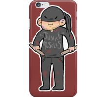 JUSTICE MUSCLES iPhone Case/Skin