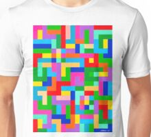 COLOR SPLENDOR Unisex T-Shirt