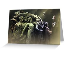 Guardians ~ Revisited Greeting Card
