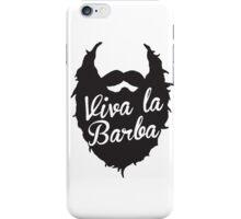 Long Live The Beard iPhone Case/Skin